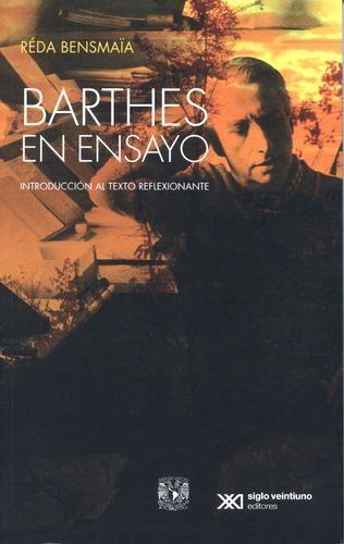 Barthes en ensayo