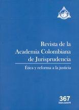 Rev. Academia Colombiana de Jurisprudencia No.367