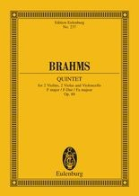 Quintet F major