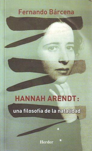Hannah Arendt: Una...