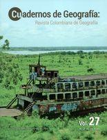 Rev. Cuadernos de Geografía No.27-2  Revista Colombiana de Geografía