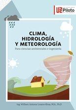 Clima, hidrología y meteorología