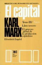 Capital Tomo III / Vol.6 Libro tercero. El proceso global de la producción capitalista, El