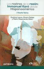 Rostros de la razón: Immanuel Kant desde Hispanoamérica I. Filosofía teórica, Los