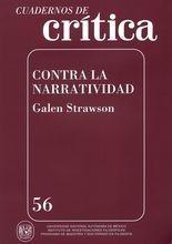 Cuadernos de crítica 56. Contra la narratividad