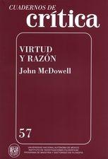 Cuadernos de crítica 57. Virtud y razón