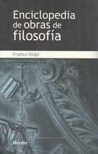 Enciclopedia de obras de filosofía (3 tomos. Lujo)