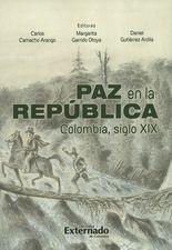 Paz en la República Colombia, siglo XIX