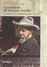 Epistolarios de Joaquín Sorolla III. Correspondencia con Clotilde García del Castillo (1891-1911)