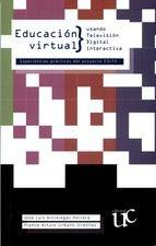 Educación virtual usando televisión digital interactiva