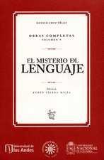 Misterio del lenguaje, El
