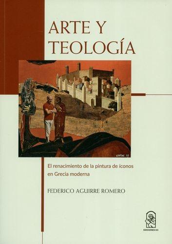 Arte y teología. El renacimiento de la pintura de íconos en Grecia moderna | comprar en libreriasiglo.com