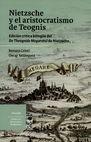 Nietzsche y el aristocratismo de Teognis   comprar en libreriasiglo.com