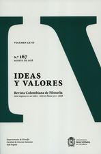 Rev. Ideas y valores No.167