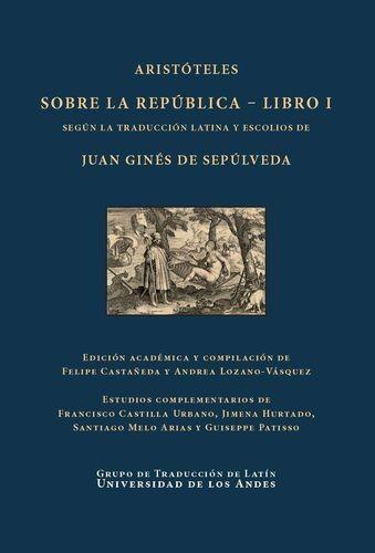 Aristóteles. Sobre la república – Libro I
