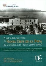 Anales del convento de Santa Cruz de la Popa de Cartagena de Indias (1606-2006)