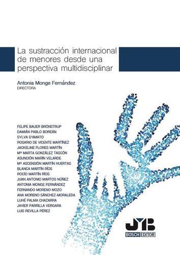 La sustracción internacional de menores desde una perspectiva multidisciplinar