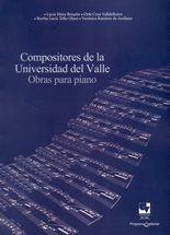 Compositores de la Universidad del Valle. Obras para piano