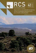 Rev. Colombiana de sociología No.42-1. Repensando las crisis ambientales: perspectivas teóricas y metodológicas latinoamericanas para el cambio ambien
