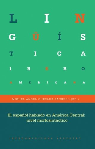 El español hablado en América Central