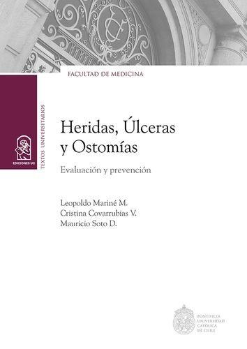 Heridas, Úlceras y Ostomías