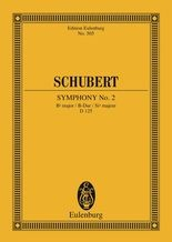 Symphony No. 2 Bb major