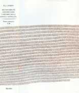 Diccionario de construcción y régimen de la lengua castellana (8 tomos) (Incluye CD)