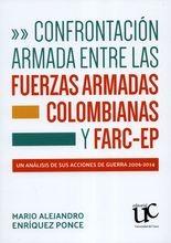 Confrontación armada entre las Fuerzas Armadas Colombianas y FARC-EP