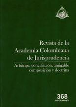 Rev. Academia Colombiana de Jurisprudencia No.369. Ensayos - Doctrina