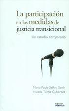 Participación en las medidas de justicia transicional, La