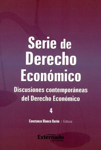 Serie de Derecho Económico....