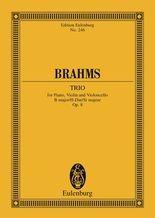 Trio B major