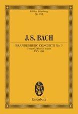 Brandenburg Concerto No. 3 G major