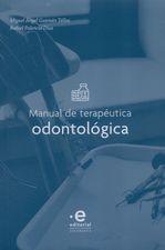 Manuel de terapéutica odontológica