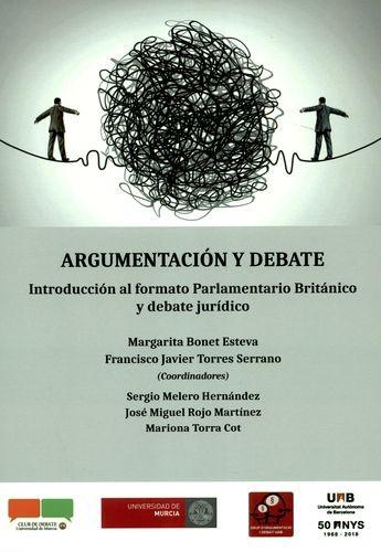 Argumentación y debate....