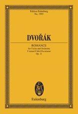 Romance for Violin and Orchestra F minor