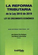 Reforma tributaria de la Ley 2010 de 2019. Ley de crecimiento económico, La