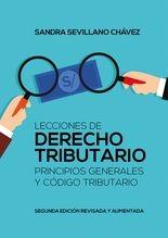 Lecciones de derecho tributario