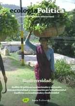 Revista Ecología política No.46 Biodiversidad. Análisis de políticas internacionales y nacionales