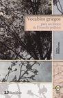 Vocablos griegos para un léxico de Filosofía política