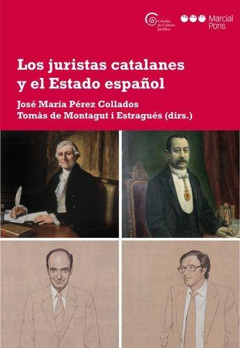 Los juristas catalanes y el Estado español