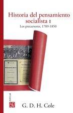 Historia del pensamiento socialista, I