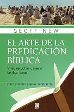 El arte de la predicación bíblica