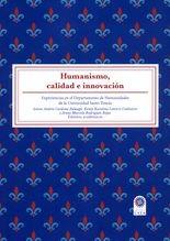 Humanismo, calidad e innovación. Experiencias en el departamento de humanidades de la Universidad Santo Tomás
