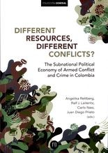 Different resources, different conflictos?. The subnational political economy of armed conflict and Colombia