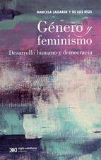 Género y feminismo. Desarrollo humano y democracia