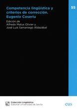 Competencia lingüística y criterios de corrección. Eugenio Coseriu