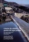 Criterios de calidad y gestión del agua potable | comprar en libreriasiglo.com