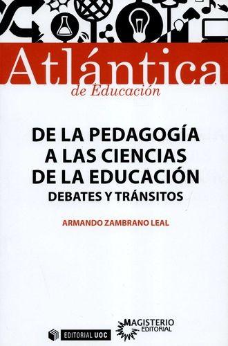 De la pedagogía a las...