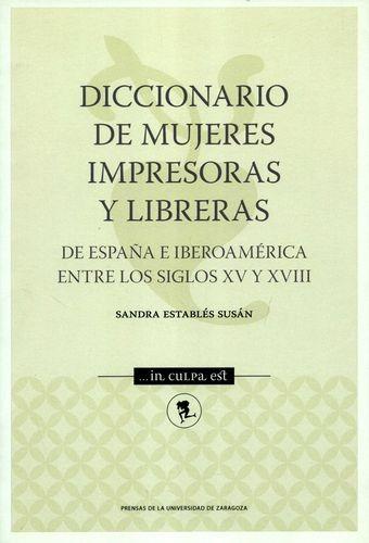 Diccionario de mujeres...